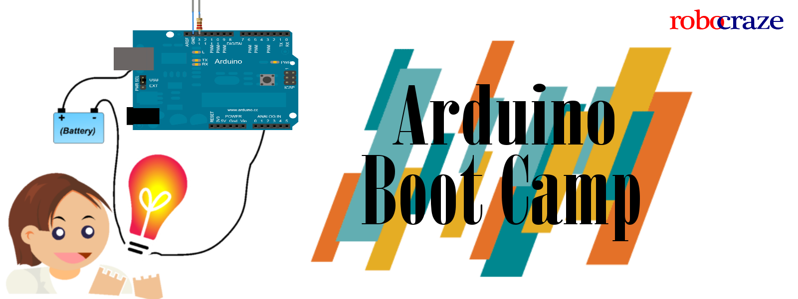 Arduino Boot Camp